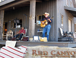 Photo ramblin rangers at canyon rim ranch in Argyle, SD