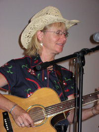 photo Ramblin Ranger Bonnie Jo at Western Arts